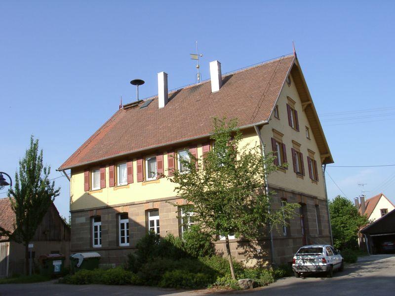 Lorenzenzimmern_Schulhaus